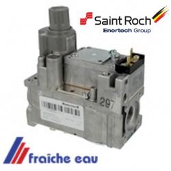 bloc gaz , vanne HONEYWELL V 4600 D 1001,pour chaudière SAINT ROCH  ULTRA ancien modèle