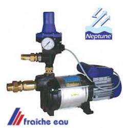pompe silencieuse  NEPTUNE MAXILENT  FS 34 pour l'alimentation en eau de pluie de la maison  à nivelles et jodoigne