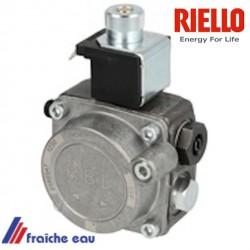 pompe de brûleur à mazout RIELLO  RBL  avec electrovanne 3002495 pour chaudière fioul  de chauffage domestique