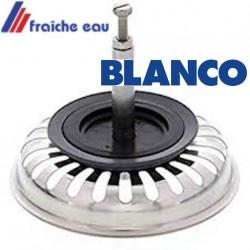 bouchon de crépine ,tamis à joint , clapet de bonde , fermeture d'évier BLANCO INOX 00119146