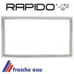 joint de brûleur RAPIDO 551011 dichtung brenner fur kamer FERROLI 3286460, joint de réservoir à condensats econpat et econfloor