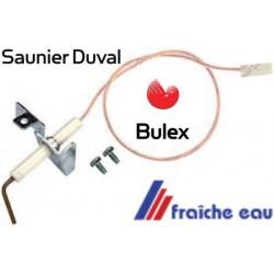 détection sonde de flamme par ionisation BULEX ,SAUNIER DUVAL S1003700