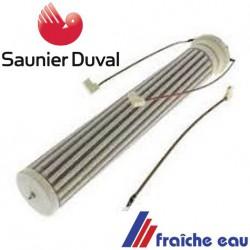 résistance STEATITE boiler ATLANTIC /BULEX type 3255046 ø52 / 2400 watts monophasé, pour chauffe eau électrique