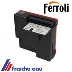 relais FERROLI,  HONEYWELL / RAPIDO modulante  pour chaudière à condensation ecompact -20-25-35