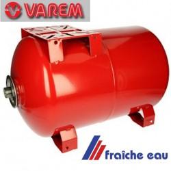vase d'expansion de goupe hydrophore ,réservoir à vessie butyle pour applications sanitaire 40 litres