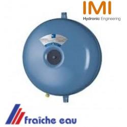 vase d'expansion pneumatex aquapresso  sanitaire , raccordement entrée et sortie opposées  50 litres
