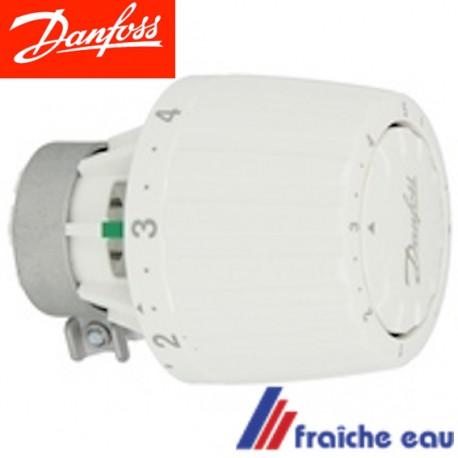 Demonter Robinet Thermostatique Radiateur Danfoss Isotope