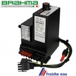 relais pour brûleur de chauffage BRAHMA  ER1 type 18220351 à gent, Hasselt, Bruxelles, Mechelen , Zaventem