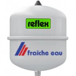 vase d'expansion sanitaire  membrane butyle qualité alimentaire REFLEX 18 litres