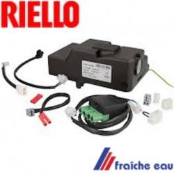 pièces de brûleur : relais, bloc de contrôle,  régulateur de combustion RIELLO MO 550 , Luxembourg, france
