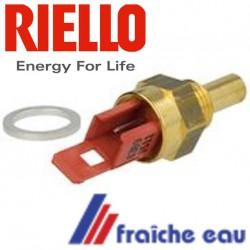 capteur de température NTC , détection de chaleur RIELLO R10027352, sonde de température à visser
