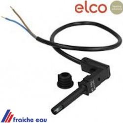 cellule  ELCO  MZ 770 S  pour relais SH 113 et SH 213 , avec fiche coudée  article 13015692