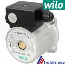 moteur WILO - VIESSMANN de remplacement pour circulateur à 3 vitesses, fourni avec 2 joints