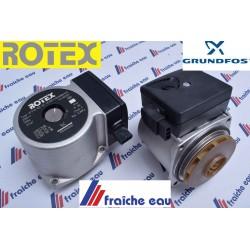 moteur / tête de remplacement  pour  circulateur de chauffage ROTEX / GUNDFOS