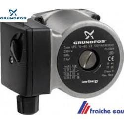 moteur de circulateur échange standard GRUNDFOS DE 70 à 120 watts , pour le chauffage central
