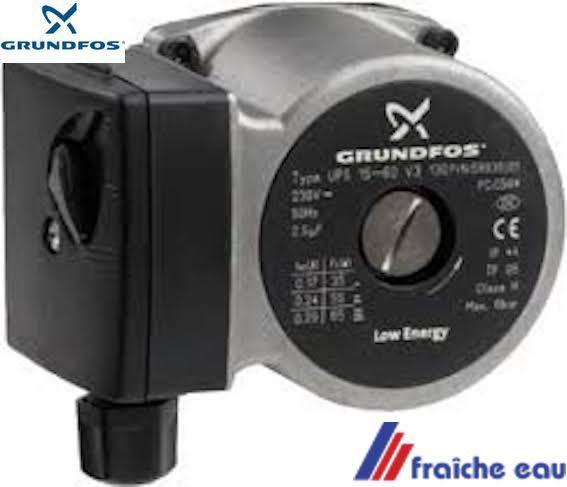 Grundfos gaz britannique Multihead G P//N 96568864 utilisé de remplacement pompe Head