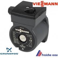 moteur de pompe de circulation de chaudière murale  gaz, tête de circulateur de remplacement