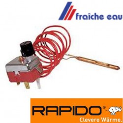 trouvez les pièces détachées RAPIDO et FERROLI  , tapez la marque dans la fenêtre recherche de notre site