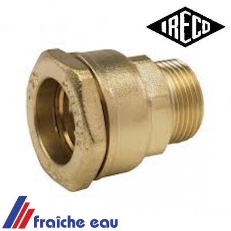 Raccord 32 Mm X 44 Accouplement De Tube Socarex Eucarigid Pp Pe Eau De Distribution Connexion Sur Tube Plastique