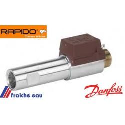 préchauffage de ligne DANFOSS , réchauffeur de fioul RAPIDO 550587