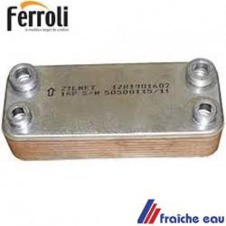 éChangeur à plaques FERROLI - RAPIDO 551045