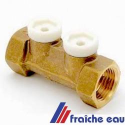 clapet anti retour agréé belgaqua  4/4 température de service max 80 ° pour l'eau potable