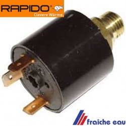 détecteur ,sonde analogique , capteur de pression, pressostat  RAPIDO FERROLI
