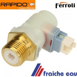 debistat, capteur de débit , FERROLI 39820450 , pressostat RAPIDO 552511, capteur de pression, strömungssensor für kaltvasser