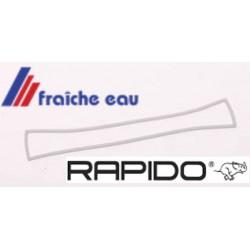 joint silicone de trappe de visite du reservoir de la chambre de condensation RAPIDO  550989