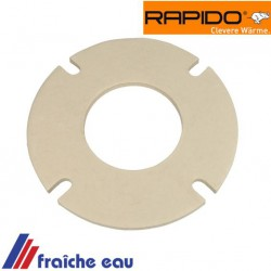 joint de bride geulard RAPIDO 550843, joint en fibre de brûleur chaudière mazout