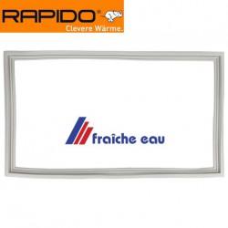 joint de cmabre de combustion RAPIDO dichtung 551065 , joint silicone gris FERROLI 39829180