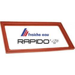 joint de chambre de combustion RAPIDO dichtung 551936 en silicone pour chaudière à condensation