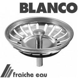bouchon de crépine BLANCO , tamis de bonde 00125561  diamètre 82 mm avec 24 fentes