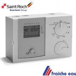 régulation climatique , priorité santaire  LAGO ECO pour chaudière gaz et mazout  St ROCH - ENERTECH