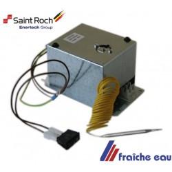 priorité sanitaire  ECS de chaudière SAINT ROCH , module VENTEC  pour la production d'eau chaude du boiler st roch