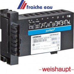 relais, manager de combustion, flamme bleue WEISHAUPT PURFLAM 600380 type W-FM 05