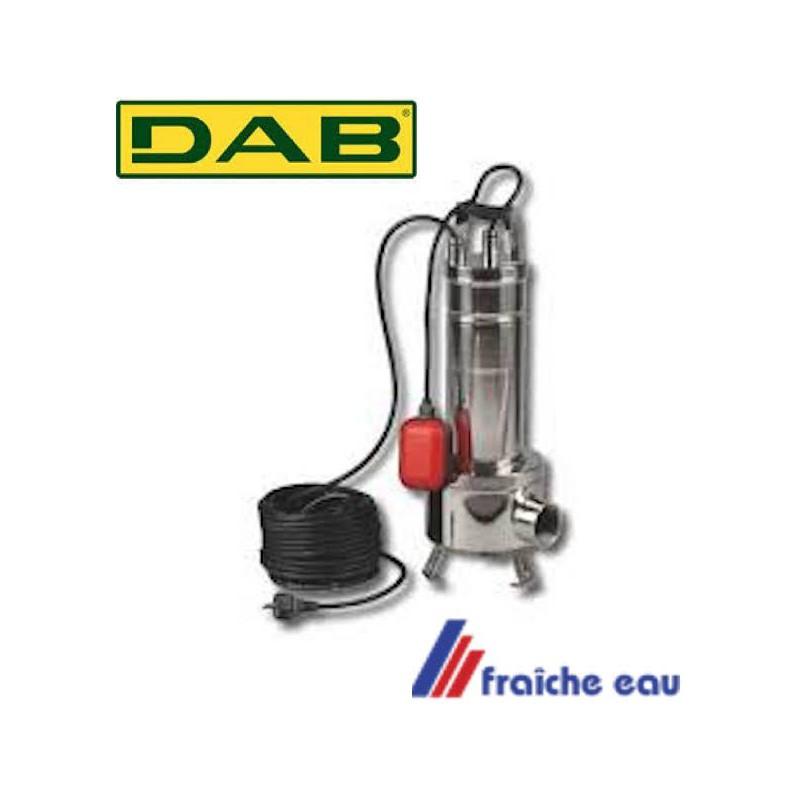 pompe en inoxydable de relevage pour eaux charg e dab station de refoulement automatique feka