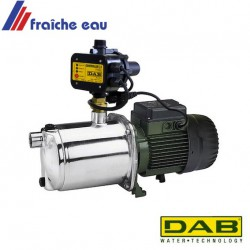 pompe , groupe hydrophore multicellulaire, DAB série EUROINOX 40/50, pompe puissante jusqu'a 120 litres minutes