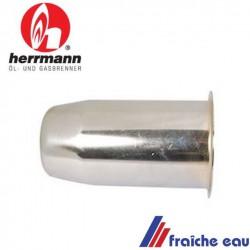 tube de flamme HERRMANN  HL50 modele U 2-94-56-053 canon de brûleur de la série U