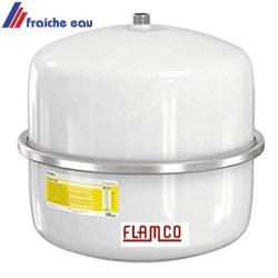 vase d'expansion pour application solaire FLAMCO 25 litres  à charleroi, mons, tournai, liège