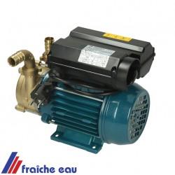 pompe auto amorçante à rotation réversible  pour le transfert de tous liquides tels que mazout ou  alimentaire