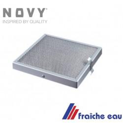 tamis de filtre métal groupe aspirant  NOVY 906-109