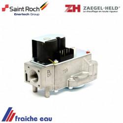 electro vanne gaz, bloc  gaz HONEYWELL VK 4100 T 1018 pour chaudière saint roch , zaegel Held