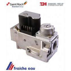 bloc gaz honeywell VK 4105 C 1033 chaudière gaz SAINT ROCH  , électro vanne , opérateur gaz