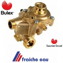 valve à eau bulles S 1215900  BULEX et  SAUNIER DUVAL en france