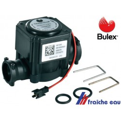 generateur,  capteur d'eau, BULEX  0020069475 mesure du débit , turbine, capteur de débit , détection du passage d'eau