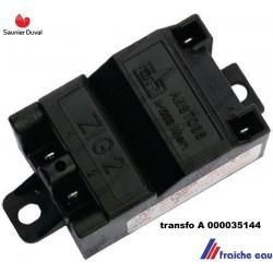 transformateur d'allumage haute tension BULEX A 000035144 allumeur récurent SAUNIER DUVAL type ZIG 2