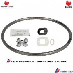 set de joint d'entretien de brûleur gaz BULEX  S 1042500, kit  joint de chambre de combustion gaz SAUNIER DUVAL