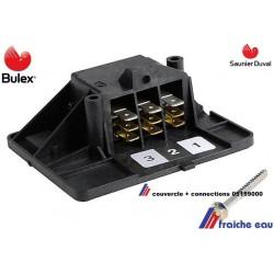 couvercle pour clapet inverseur avec micro switch BULEX 05159000 pour THELIA, THEMIS, SD ...
