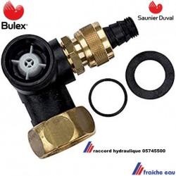 raccord hydraulique BULEX 05745500 et SAUNIER DUVAL